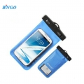 Bingo 5.5 inch Mobile Waterproof Case WP-55BL -Blue